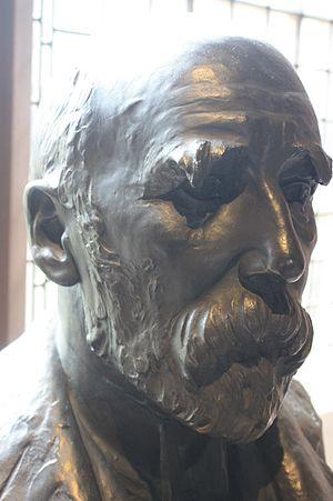 John Kinross - John Kinross by William Birnie Rhind 1922