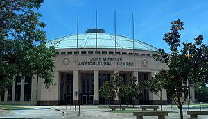 John M. Parker Agricultural Coliseum - John M. Parker Agricultural Coliseum