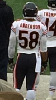Jonathan Anderson American football linebacker
