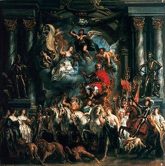 Triumph of Frederick Henry, Prince of Orange - Image: Jordaens Triumph of Frederick of Orange