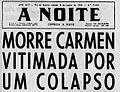 Jornal A Noite, morte de Carmen Miranda.jpg