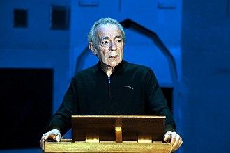 José Luis Gómez (actor) - Image: José Luis Gómez