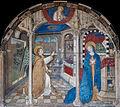 Jos Amann Annunciazione 1451 Santa Maria di Castello Genova.jpg