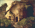 Joseph Wright of Derby The Coliseum, Rome by Daylight 1789.jpg