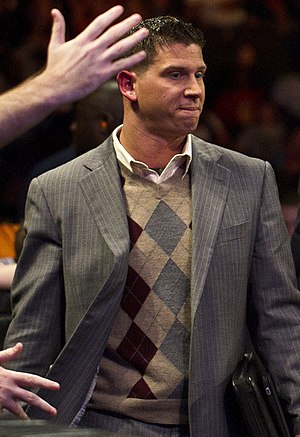 Josh Mathews - Mathews in November 2010