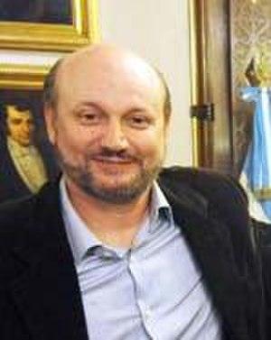 Juan José Campanella - Campanella in March 18, 2010.