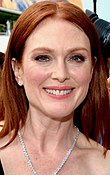 Foto van Julianne Moore op het Toronto International Film Festival in 2014.