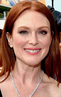 Julianne Moore American actress