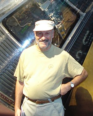 Julio Ángel Fernández - Julio Ángel Fernández in 2008.