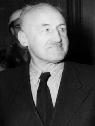 Julius Streicher - Julius Streicher in custody