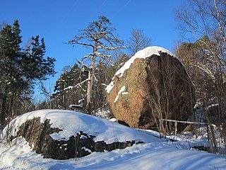 Jumalniemen kalliomaalaus