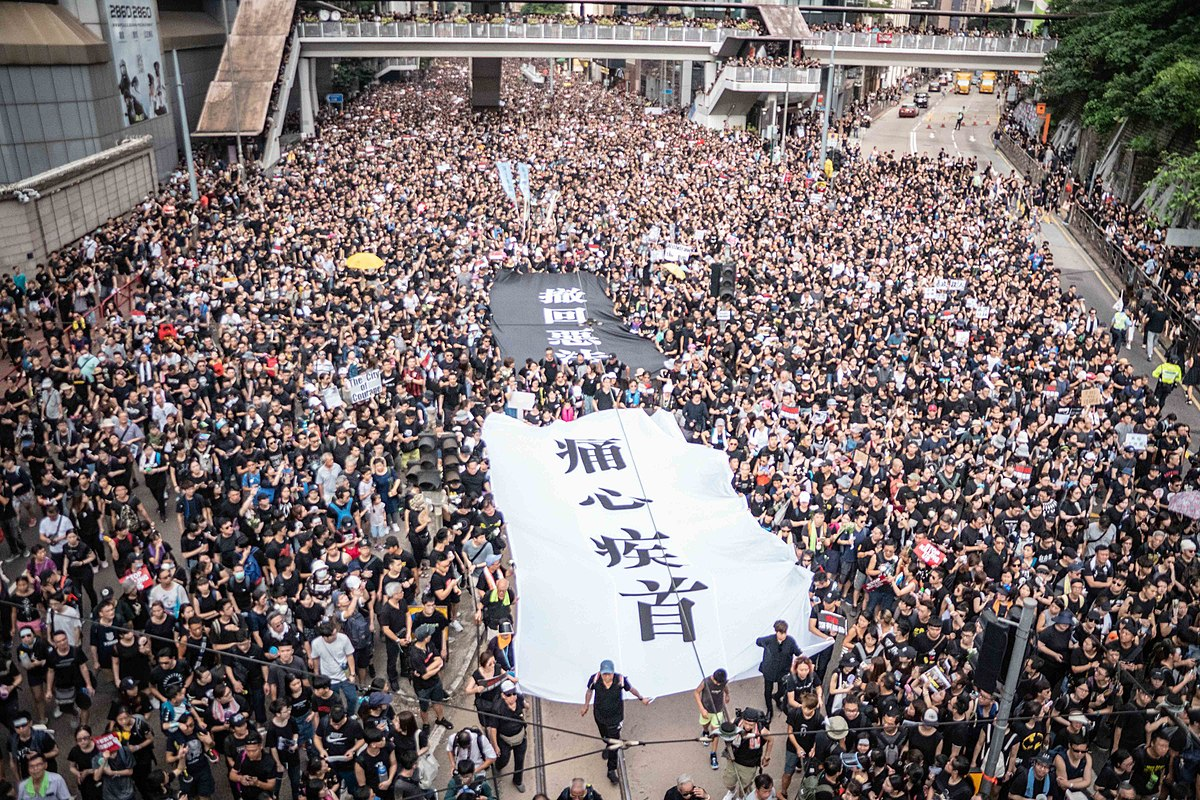Causes of the 2019 Hong Kong protests - Wikipedia