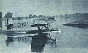 Junkers W33 hydroplane