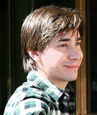 Justin Long - Long at the 2007 Toronto International Film Festival