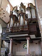 Justinuskirche Höchst Orgel