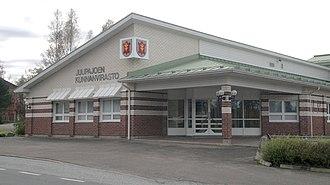 Juupajoki - Image: Juupajoen kunnanvirasto