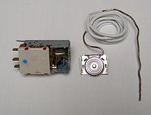 Kühlschrank Aufbau Und Wirkungsweise : Temperaturschalter u2013 wikipedia