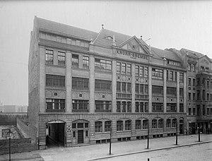 Knorr-Bremse -  Knorr-Bremse GmbH, Berlin (1908)