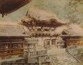 KITLV - 110631 - Kusakabe, Kimbei - Temple of Nikkō, Tochigi (日光市) in Japan - circa 1890.tif
