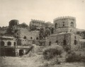 KITLV 377939 - Clifton and Co. - The deserted city of Fatehpur Sikri in northern India - Around 1890.tif