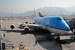"KLM Boeing 747-406M PH-BFI ""City of Jakarta"" (21542740170).jpg"