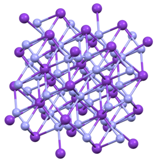 Thallium azide chemical compound