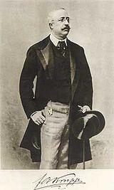 Friedrich Alfred Krupp, 1900.