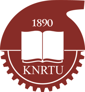 Kazan National Research Technological University - Image: KSTU logo