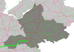 Kaart Provinciale weg 322.png
