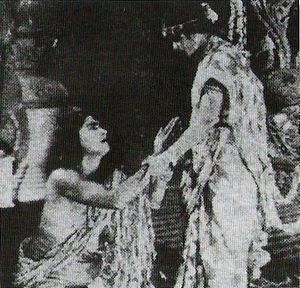 Kalidas (film) - Two surviving stills from Kalidas