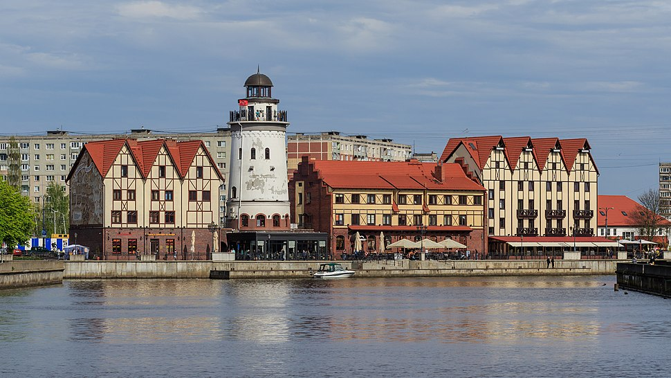 Kaliningrad 05-2017 img07 Fishery Village
