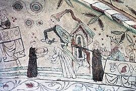 Kalkmåling Kaga kyrka Ög e.jpg