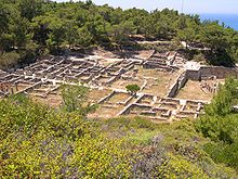 Kameiros - ruins of ancient greek city - Rhodes, Greece - 03.JPG
