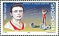 Kampion olimpik në peshëngritje (1972), Ymer Pampuri..jpg
