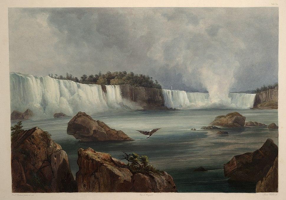 Karl Bodmer Travels in America (72c)