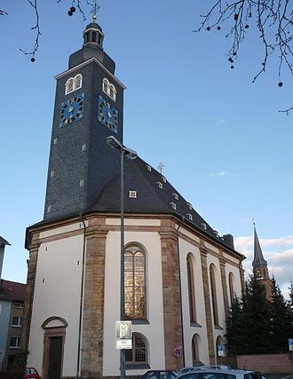 Karlskirche (Zweibrücken) - Karlskirche