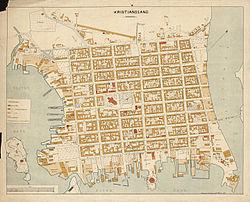 kristiansand rutebilstasjon kart Kristiansand – Wikipedia kristiansand rutebilstasjon kart