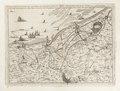 Karta över omgivningarna vid Dunkerque, Bergues, Furnes, Gravelines, Calais och andra orter - Skoklosters slott - 98024.tif