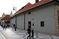 Kasárna Jiřího z Poděbrad, z toho jen hlavní budova a budova jízdárny (Nové Město) (3).jpg
