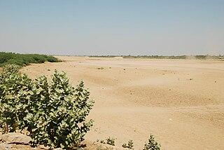 Mareb River river