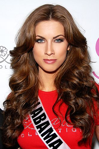 Miss Alabama USA - Katherine Webb, Miss Alabama USA 2012