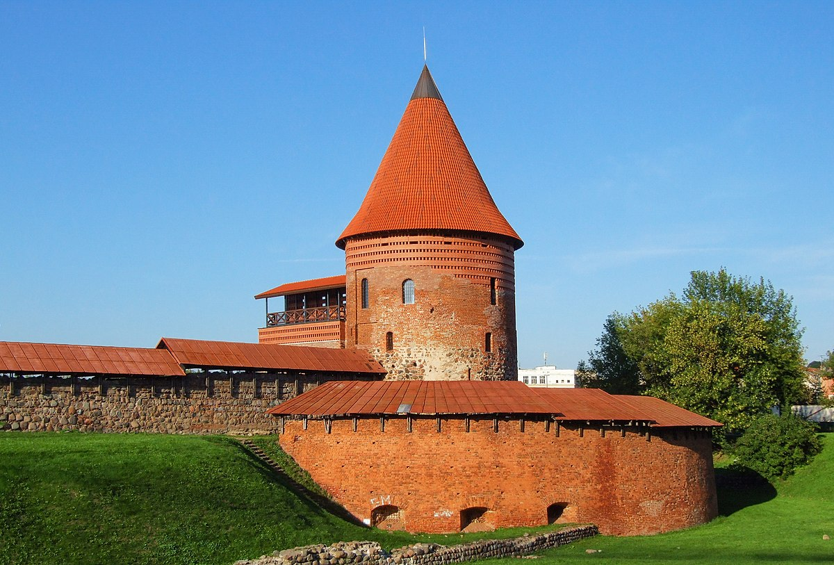 Kaunas Castle in 2011.JPG