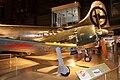 Kawanishi N1K2-Ja George Shiden Kai RsideFront light Airpower NMUSAF 25Sep09 (14597847134).jpg