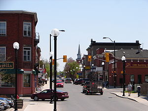 English: Kemptville (North Grenville township)...