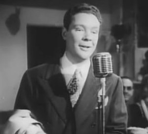 Kenny Baker (American performer) - in the trailer for Stage Door Canteen (1943)