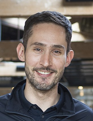 Kevin Systrom - Systrom in 2018