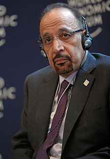 CEO of Saudi Aramco