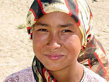 Занималась сексом с уйгуром