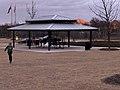 Kid running at a park in Frisco.jpg