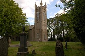 Kilcoo parish church, Bryansford.jpg